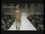 """Oscar De La Renta"" Spring Summer 2010 part2 pret a porter women by FashionChannel"