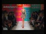 """DKNY"" Spring Summer 2011 New York 2 of 2 pret a porter women by FashionChannel"