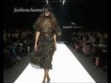 """Angelo Marani"" Autumn Winter 10-11 Milan 1 of 3 pret a porter women by FashionChannel"