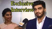 Deepika Padukone & Arjun Kapoor EXCLUSIVE INTERVIEW | Finding Fanny