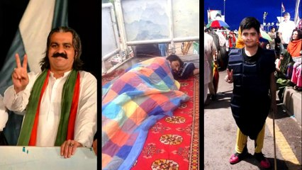 Even more wonderful moments of Azadi March PTI