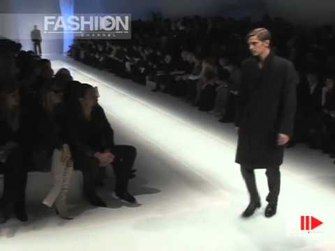 "Fashion Show ""Valentino"" Autumn Winter 2007 2008 Pret a Porter Men Paris 2 of 2 by Fashion Channel"