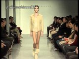 """""""Massimo Rebecchi"""" Spring Summer 2001 Milan 1 of 4 pret a porter woman by FashionChannel"""