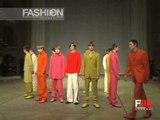"""Laura Biagiotti"" Autumn Winter 1999 2000 Milan 3 of 3 pret a porter men by FashionChannel"