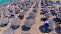 Des minutes de 3G en échange de kilo de déchets : nettoyage des plages!