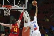 Les highlights de THomas Heurtel face à l'Espagne
