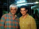 Bhatt trio together- Mukesh Bhatt, Mahesh Bhatt and Vikram Bhatt at Creature 3D screening