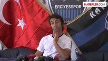 Kayseri Erciyesspor Teknik Direktörü Korkmaz -