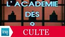 """Culte: Générique de """"L'Académie des 9"""" - Archive INA"""