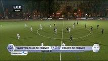 12-1 : l'équipe de France de l'Assemblée nationale écrasée par le Variétés Club