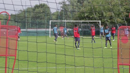 Une journée type au centre de formation de l'AJ Auxerre