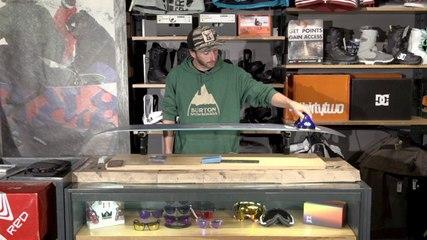 How To Wax Your Snowboard w/ Jack Mitrani