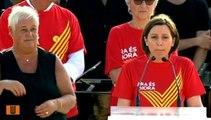 Carme Forcadell: 'President, posi les urnes'