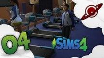Les Sims 4 | Let's Play #4: L'amour du sport [FR]