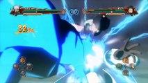 Naruto Shippuden : Ultimate Ninja Storm Revolution - L'attaque qui fait croire que la planète explose mais non en fait