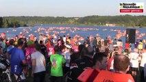 VIDEO. Saint-Cyr (86) : plus de 2.000 concurrents au 17e Défi interentreprises