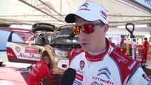 Rally Australia - Shakedown - Citroen WRC 2014