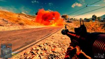 Battlefield 4 Funny Moments - Basketball Mini Game, Soldier vs. Tank, Jet Swap! (Funny Moments).