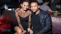 Chrissy Teigen And John Legend Enjoy Romantic Vacation In Paris Ahead Of First Wedding Anniversary