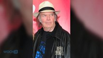 Daryl Hannah And Neil Young Step Out Looking Cozy: Hot New Couple Alert?!