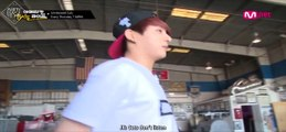 [ENG] [American Hustle Life] Unreleased Cut - Ep.7 Jungkook getting ignored by the cat! Indeed, will Jimin and the cat become closer! | ABS