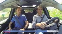 Auto test: David en mode auto avec le Jeep Cherokee