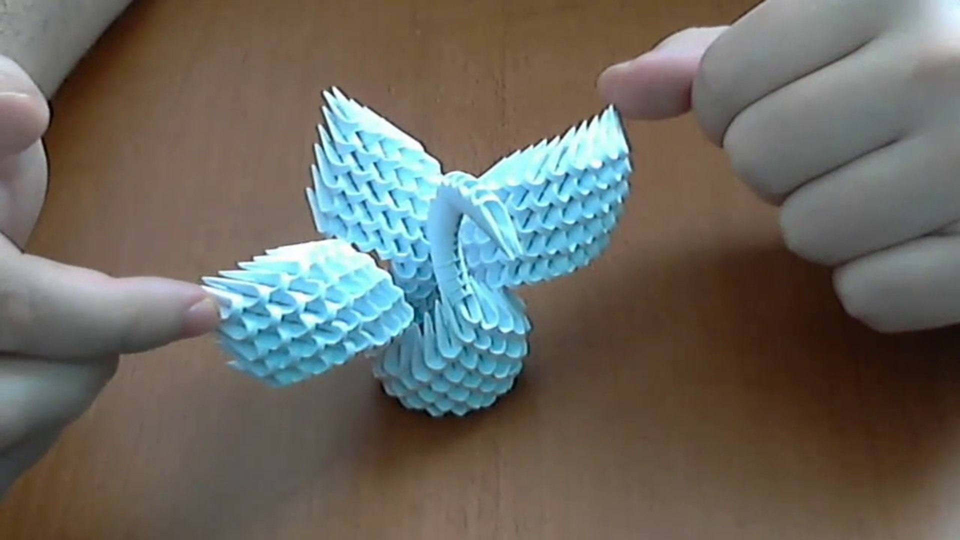 3D Origami Pieces : 12 Steps (with Pictures) - Instructables | 1080x1920