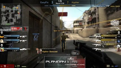 ESL Pro Series IX - Serie A #PlayDay1: Hypher - EPS vs. EasyFix.it