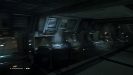 Don't Shoot de Alien Isolation