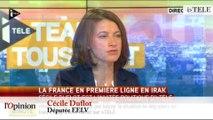 TextO' : Hollande : visite surprise à Bagdad
