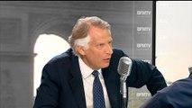 "Villepin: ""Nicolas Sarkozy a changé"""