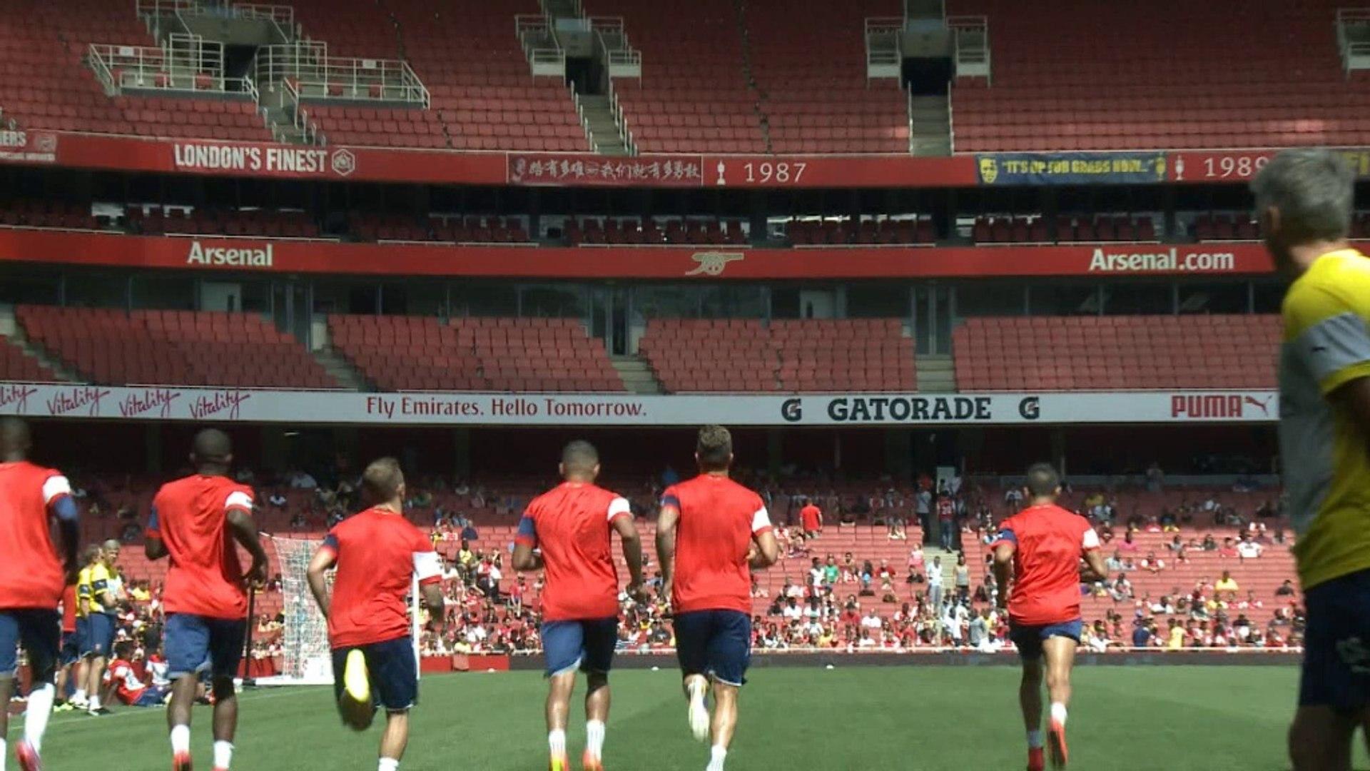 Arsenal - Les propos troublants de Wenger sur Welbeck