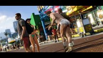 "GTA 5 - Trailer PS4 - PC - Xbox One ""A Picket Fence and a Dog Named"""