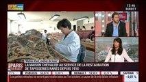 Métiers d'art, Métiers de luxe: Chevalier Conservation, dans Paris est à vous – 12/09