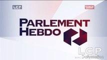 Parlement Hebdo : Jean-Christophe Cambadélis, député de Paris, Premier secrétaire du Parti socialiste