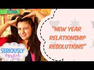 """""""New Year Relationship Resolutions"""" 