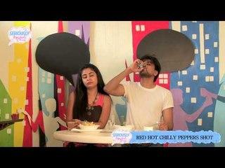 A 'Shot' Love Story || 'He Said, She Said' || Seriously Random With Geetanjali