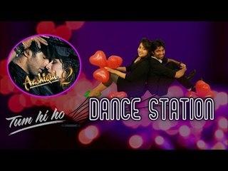 Tum Hi Ho || Valentine Day Special || Easy Dance Steps Part 1 || Aashiqui 2