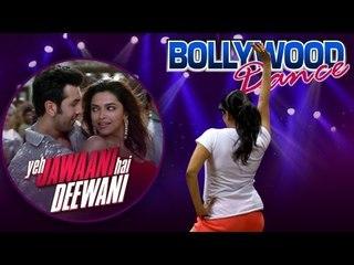 """Dilli Wali Girlfriend"" || Dance Steps Part 2 || Yeh Jawaani Hai Deewani"