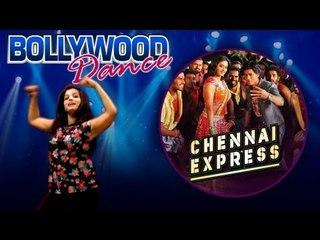 1234 Get On The Dance Floor || Chorus Dance Steps || Chennai Express