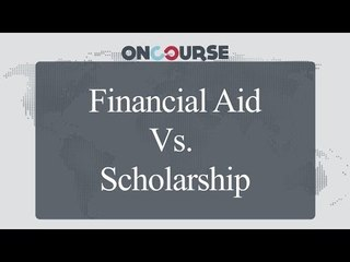 Study In USA || Financial Aid V/S Scholarship || On Course