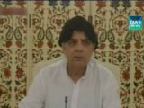 At least 20 assailants of PTV attack identified ,Ch Nisar