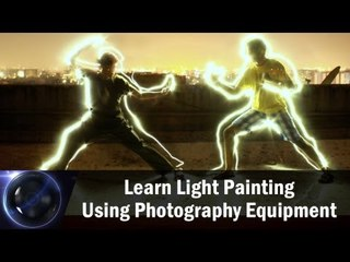 Learn Light Painting Using Photography Equipment || Shraddha Kadakia