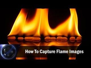 How To Capture Flame Images || Shraddha Kadakia