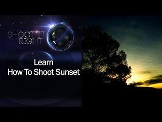 Learn How To Shoot Sunset || Shraddha Kadakia