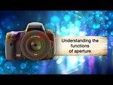 What Is Aperture? || Shraddha Kadakia