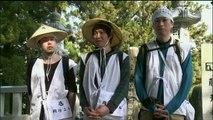 Sagesses Bouddhistes - 2014.08.31 - « HENRO, le pèlerin de Shikoku » - 1ère partie
