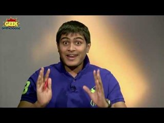 What is 3D printing? - Episode 30 Geek On the Loose with Ankit Fadia