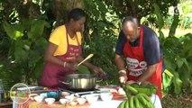 Petits Poissons des Antilles en court bouillon créole - 07/09