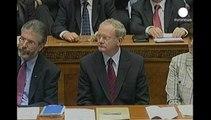 وفاة إيان بايسلي الزعيم السابق للحزب الديمقراطي الوحدوي في أيرلندا الشمالية
